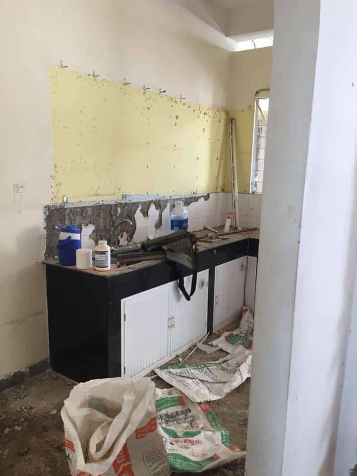 Thi Công Sửa Chữa Cải Tạo Căn Hộ Ở Lý Thái Tổ, Quận 10 HCM 1
