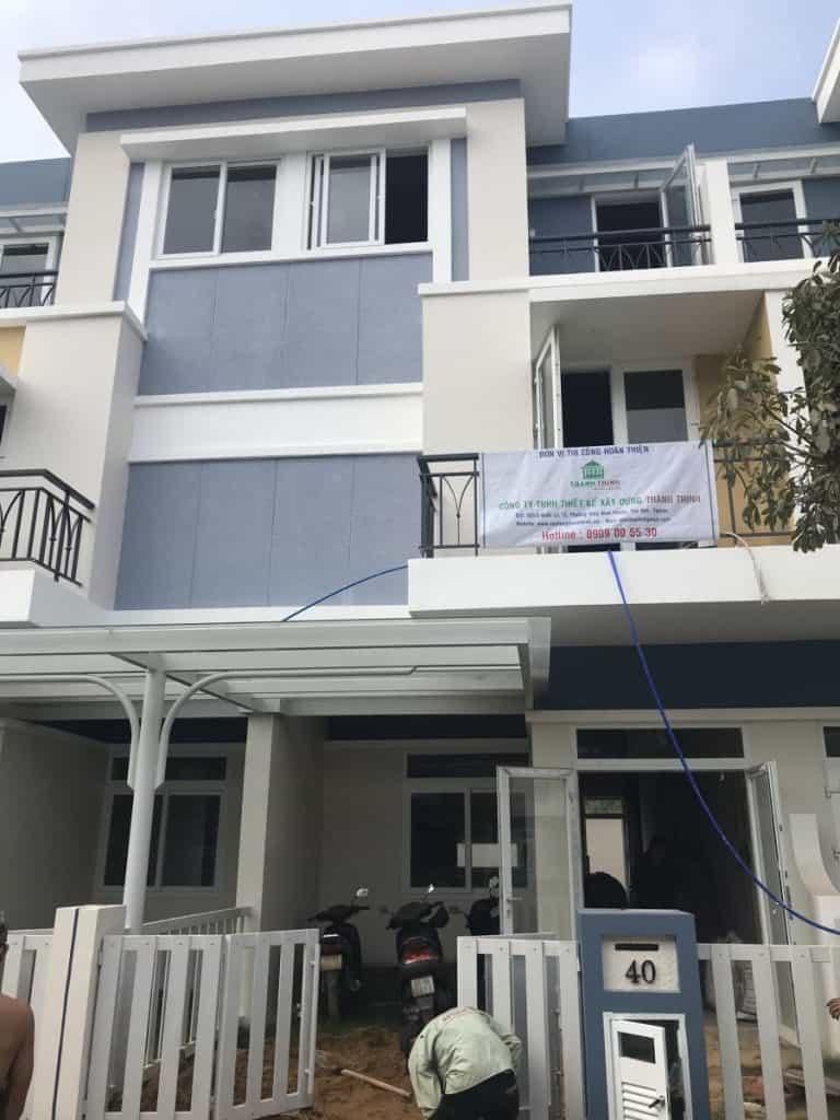 Hoàn Thiện nhà nhà phố liền kề Rosita Khang Điền Quận 9 1