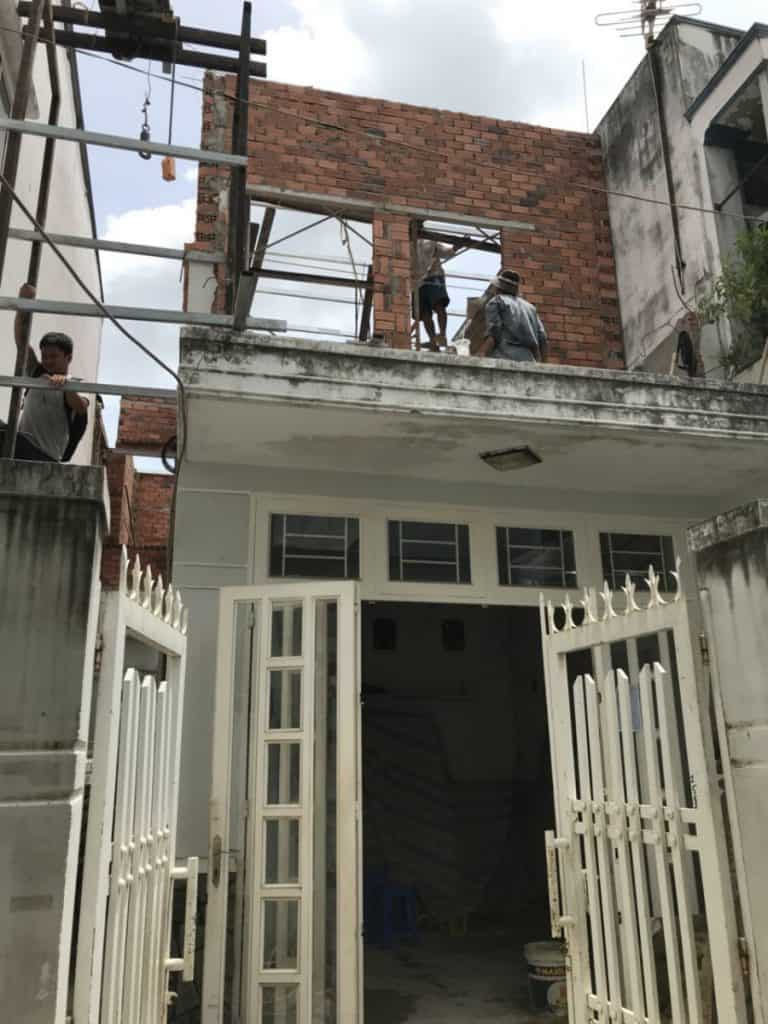 đánh giá các dịch vụ xây sựng sửa chữa nhà quận 8