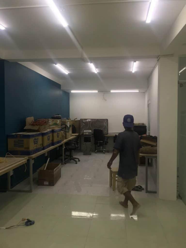 Sửa Chữa Nhà Ở Văn Phòng Cư Xá 830 Sư Vạn Hạnh, Quận 10 12