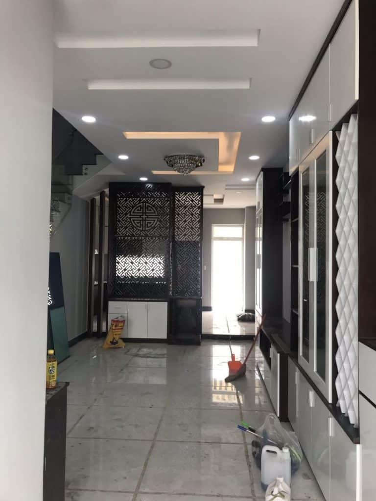 Hoàn Thiện nhà nhà phố liền kề Rosita Khang Điền Quận 9 12