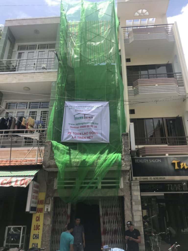 Sửa Chữa Nhà Ở Phú Nhuận 3 Tầng Đẹp Hơn Xây Dựng Mới 14