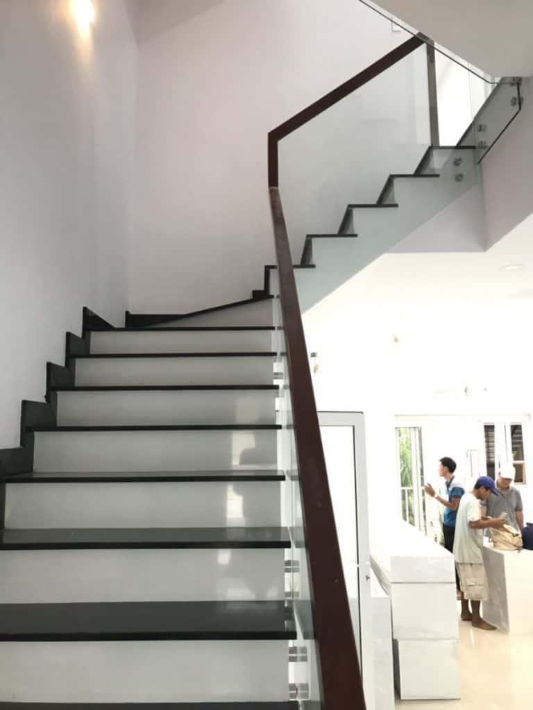 Hoàn thiện nhà phố liền kề dự án rio vista khang điền quận 9 14