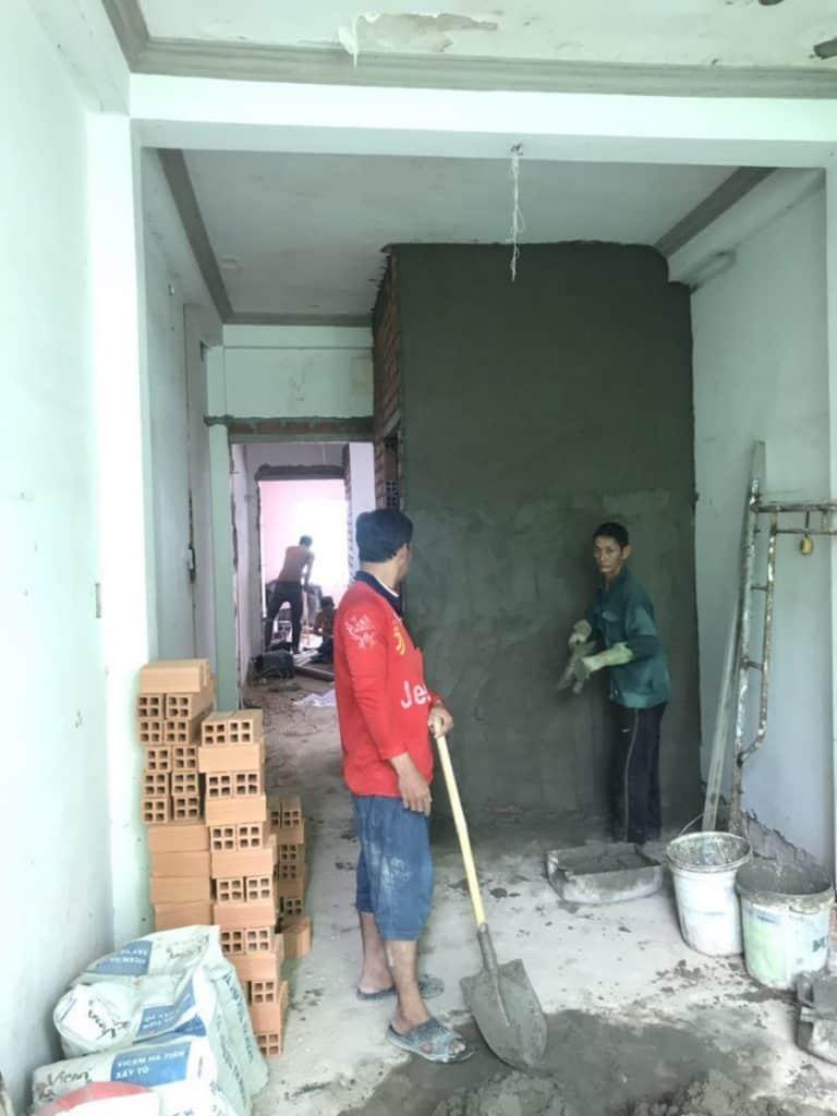 Sửa Chữa Nhà Ở Phú Nhuận 3 Tầng Đẹp Hơn Xây Dựng Mới 17