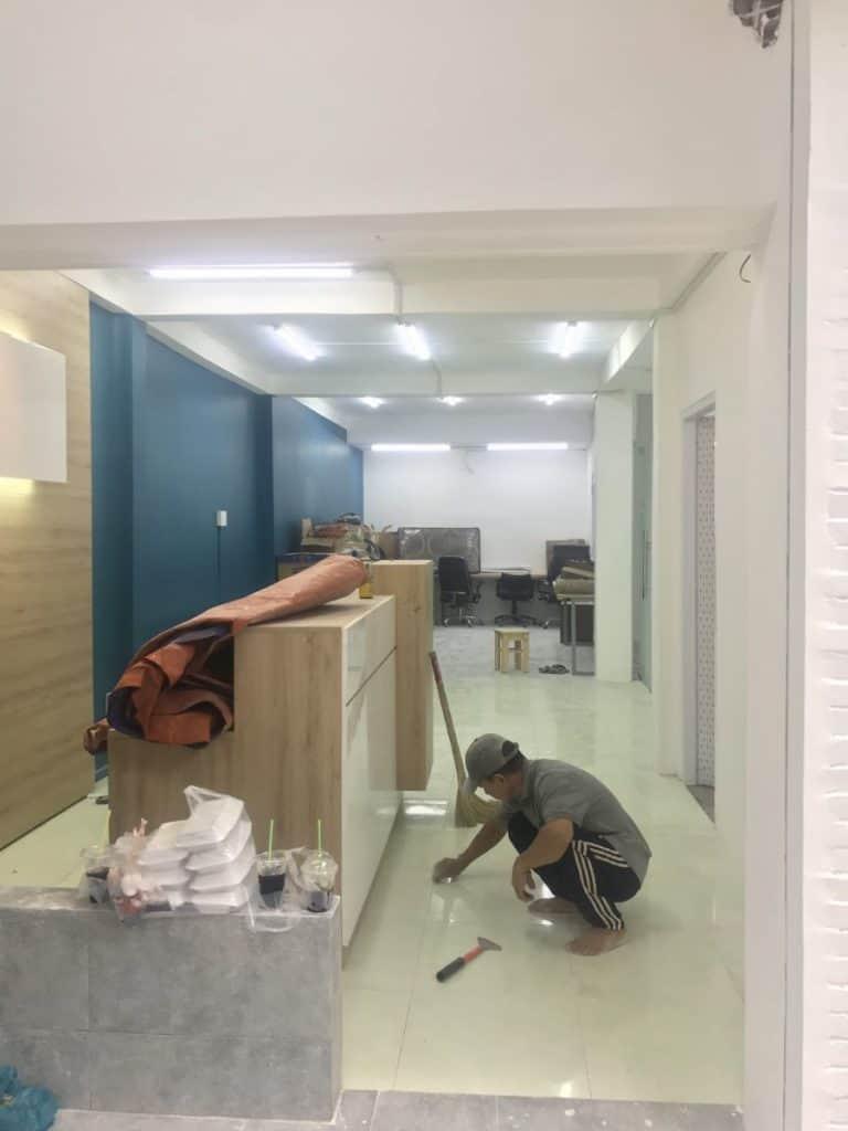 Sửa Chữa Nhà Ở Văn Phòng Cư Xá 830 Sư Vạn Hạnh, Quận 10 16