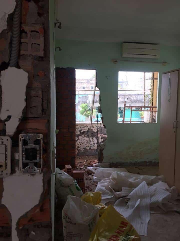 Thi Công Sửa Chữa Cải Tạo Căn Hộ Ở Lý Thái Tổ, Quận 10 HCM 2