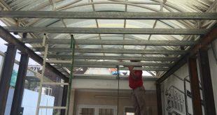 Nâng tầng Sân Thượng, Sàn Đón gió ở Nguyễn Thị Minh Khai, Quận 1 38