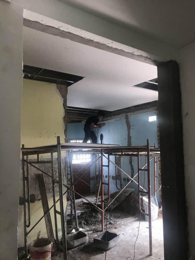 Sửa Chữa Nhà Ở Văn Phòng Cư Xá 830 Sư Vạn Hạnh, Quận 10 2