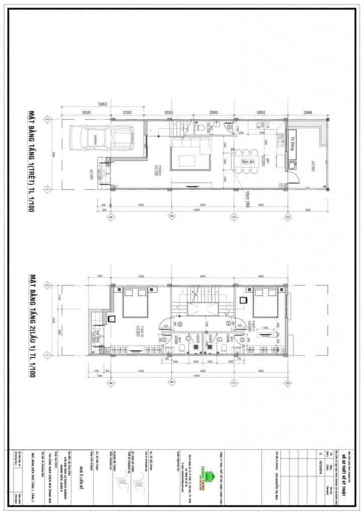Hoàn Thiện nhà nhà phố liền kề Rosita Khang Điền Quận 9 2