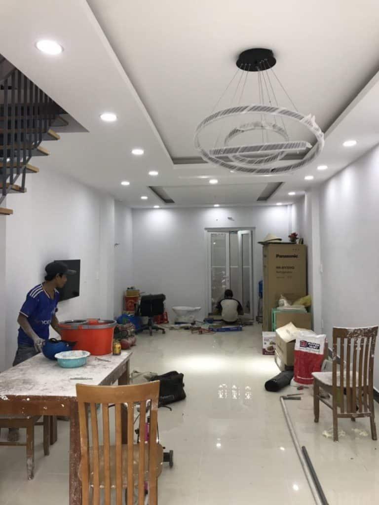 Sửa Chữa Nâng Tầng Sàn Cemboard Thái Lan Nhà Quận Thủ Đức 3