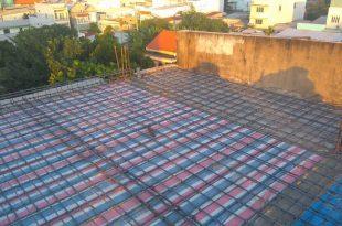 Thi công nâng tầng bê tông cốt thép nhà 6x10m Q. Thủ Đức 20