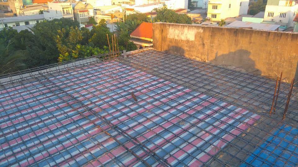 Thi công nâng tầng bê tông cốt thép nhà 6x10m Q. Thủ Đức 4