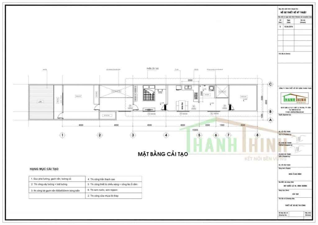 Cải Tạo Nhà Tại Quận Thủ Đức - Sửa Nhà Cấp 4 Giá Rẻ