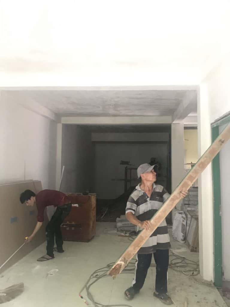 Sửa Chữa Nhà Ở Văn Phòng Cư Xá 830 Sư Vạn Hạnh, Quận 10 5