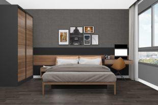 Thi công hoàn thiện trọn gói căn hộ 1 phòng ngủ 55m2 Quận 2 73