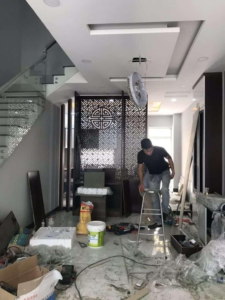 Hoàn Thiện nhà nhà phố liền kề Rosita Khang Điền Quận 9 6