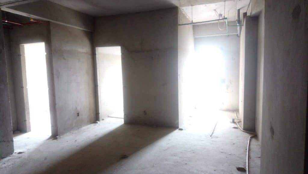 Thi Công Hoàn Thiện Chung Cư Sky 9 Quận 9 (2 Phòng Ngủ) 7