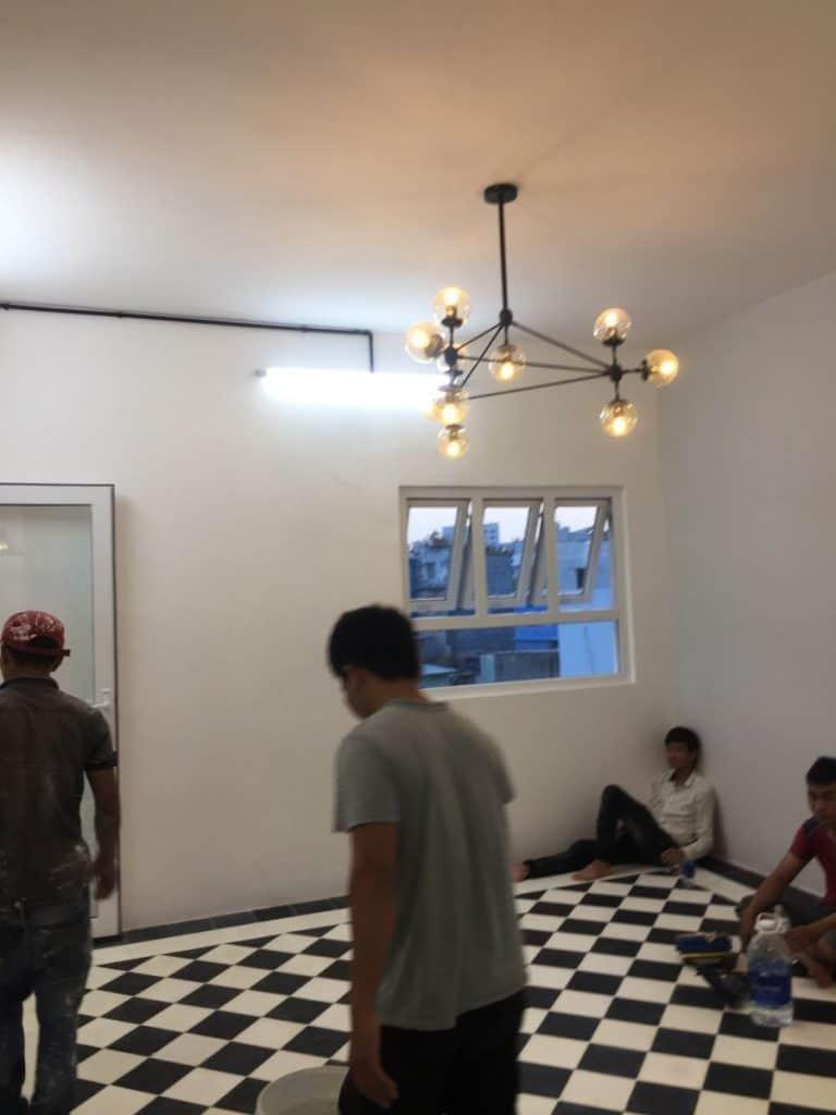 Thi Công Sửa Chữa Cải Tạo Căn Hộ Ở Lý Thái Tổ, Quận 10 HCM 7