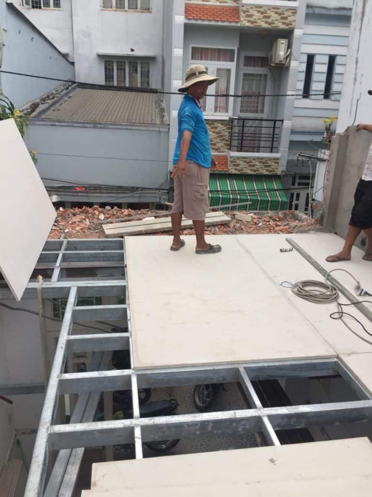 Sửa chữa nhà giá rẽ tại Quận 8 - SỬA NHÀ BẢO
