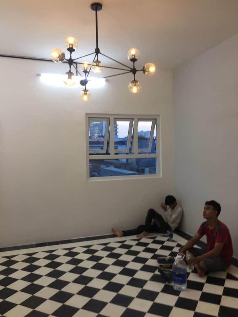 Thi Công Sửa Chữa Cải Tạo Căn Hộ Ở Lý Thái Tổ, Quận 10 HCM 8