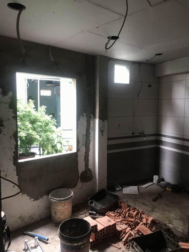 Sửa Chữa Nhà Bình Thạnh Đẹp Như Xây Dựng Mới 3x9m 8