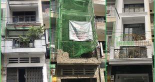 Sửa Chữa Nhà Ở Phú Nhuận 3 Tầng Đẹp Hơn Xây Dựng Mới 2