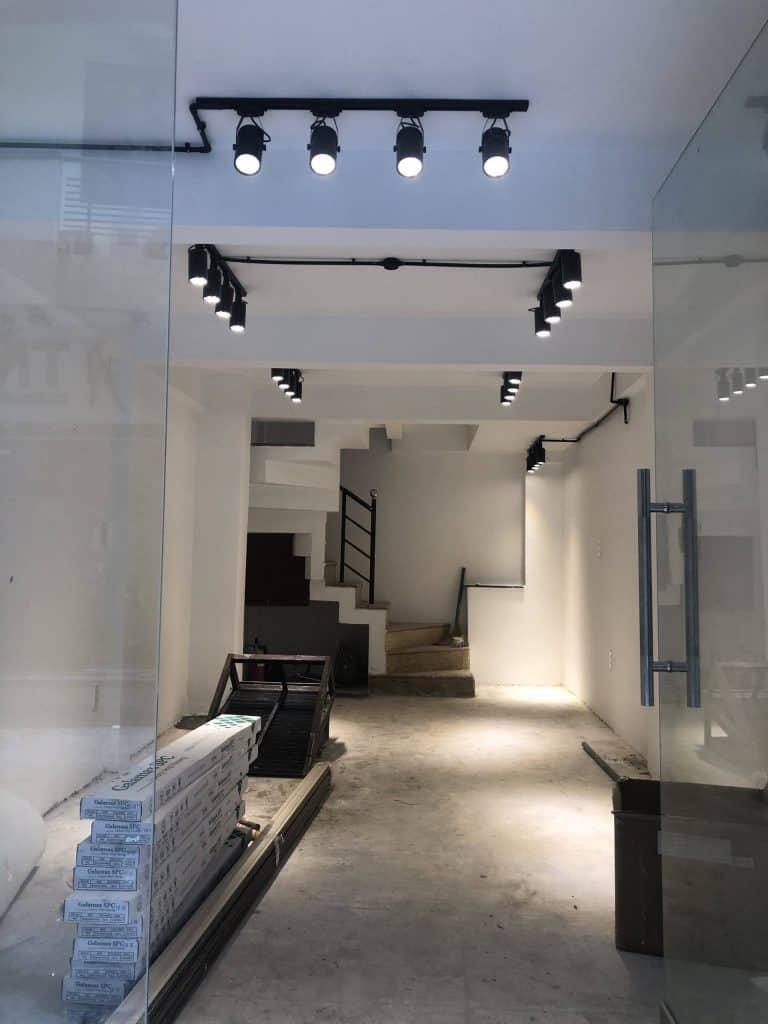 Cải Tạo Shop Thú Cưng Ở Quận Phú Nhuận (nền, sàn, sơn nước, đèn trang trí) 6