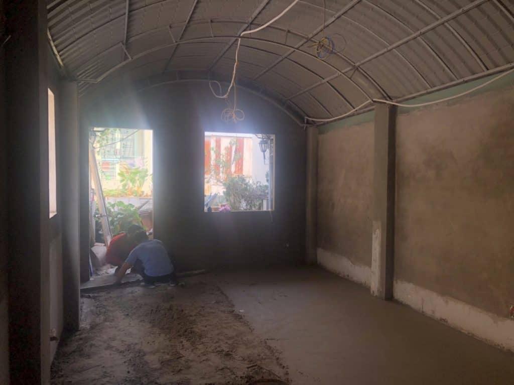 Chống thấm cải tạo tolet và xây thêm phòng sân thượng ở Phú Nhuận 2