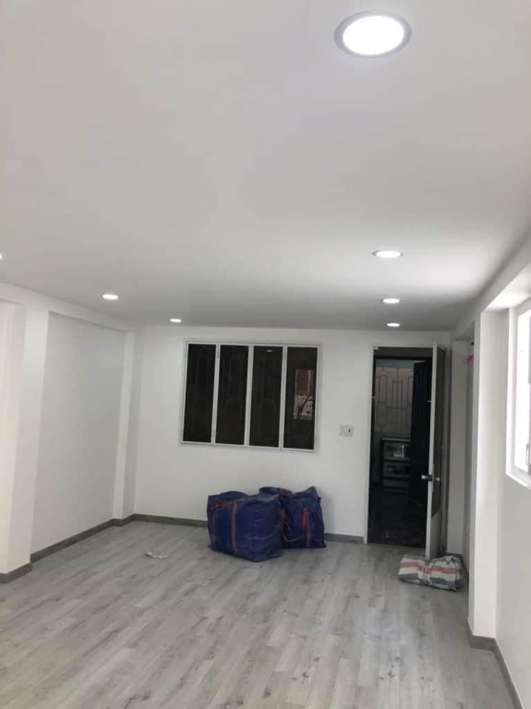 Chống thấm cải tạo tolet và xây thêm phòng sân thượng ở Phú Nhuận 4
