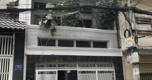 Chống thấm cải tạo tolet và xây thêm phòng sân thượng ở Phú Nhuận 60