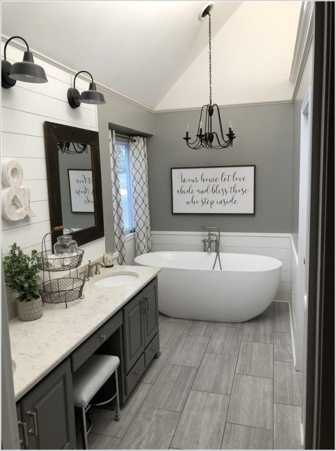 nội thất phòng tắm, nhà vệ sinh bằng kim loại
