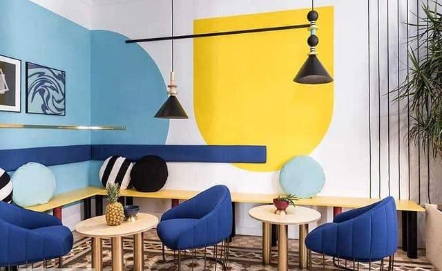 Trẻ trung với nhiều màu sắc, hiện đại và đơn giản là các yếu tố tạo nên ngôi nhà Colour Block đang phát triển rất mạnh trong ngành kiến trúc và nội thất