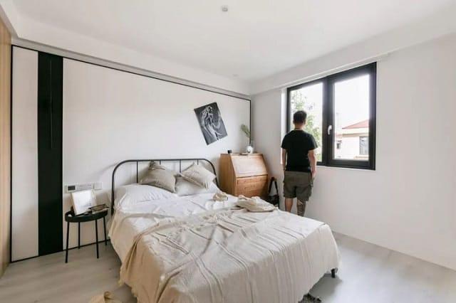 Không gian phòng ngủ đẹp như mơ của cặp vợ chồng trẻ sau khi cải tạo