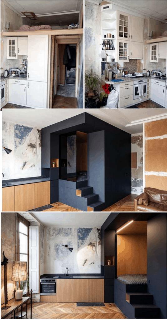 Cải tạo nhà đơn giản, chi phí thấp