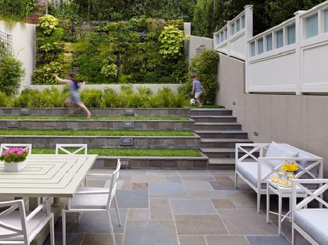 Cách tốt nhất để sửa chữa, cải tạo sân vườn ấn tượng là bạn hãy tìm đến đơn vị chuyên thiết kế và xây dựng nhà ở