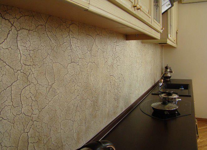 Tường Bếp Thạch Cao