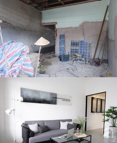 Sắp xếp nội thất trong nhà cũng rất quan trọng khi nâng cấp nhà cấp 4