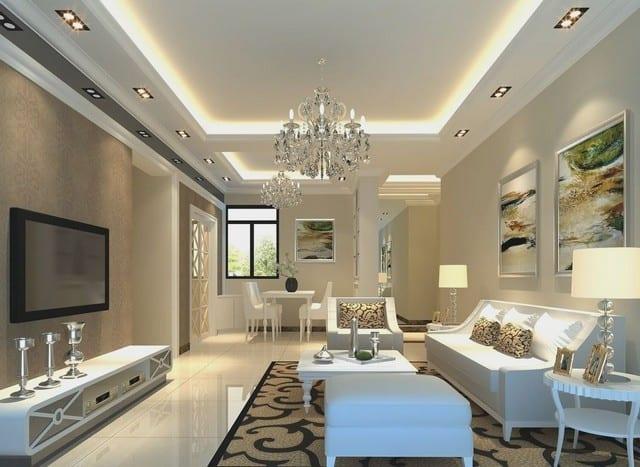 Tham khảo top 3 mẫu dự án sửa chữa, cải tạo trần nhà đẹp ấn tượng nhất + lưu ý khi làm