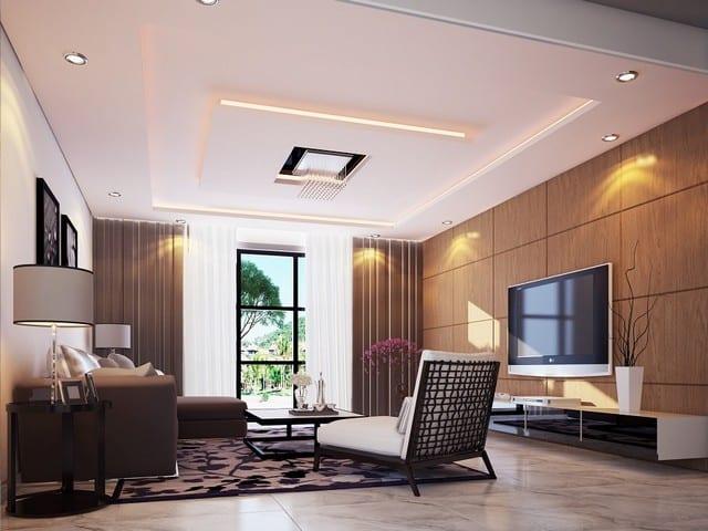 Sửa chữa trần nhà thạch cao được nhiều khách hàng quan tâm nhất
