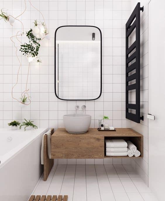gạch nền và ốp tường cho nhà tắm