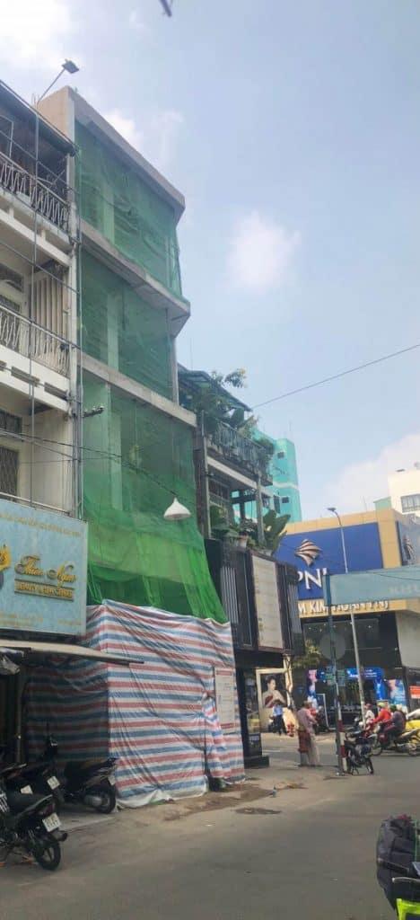 Thi Công Sàn Sân Thượng Bằng Tấm Cemboard Thái Lan Quận 3 TPHCM 1