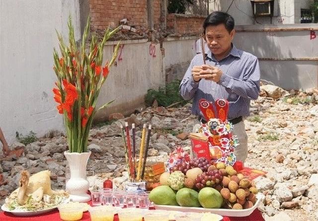 Yếu tố phong thủy luôn được người Việt Nam quan tâm mỗi khi sửa chữa nhà ở