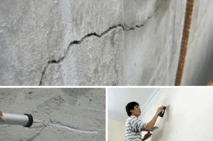 2 lưu ý khi sửa chữa vết nứt trần nhà, giảm nguy cơ thấm dột 3