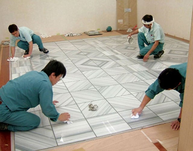 Lựa chọn thay thế vật liệu thường xuyên sử dụng trong nhà