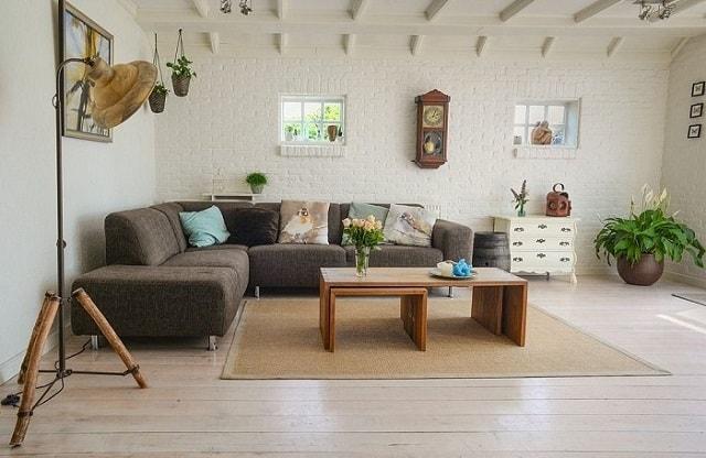Cần lựa chọn tông màu phù hợp cho không gian phòng khách