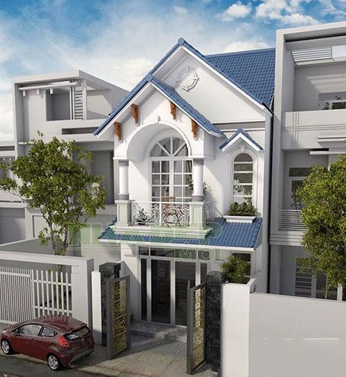 33 mẫu thiết kế nhà hiện đại đẹp ấn tượng nhất 29