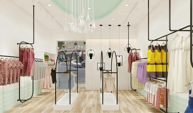 33 mẫu thiết kế cửa hàng đẹp ấn tượng nhất 11