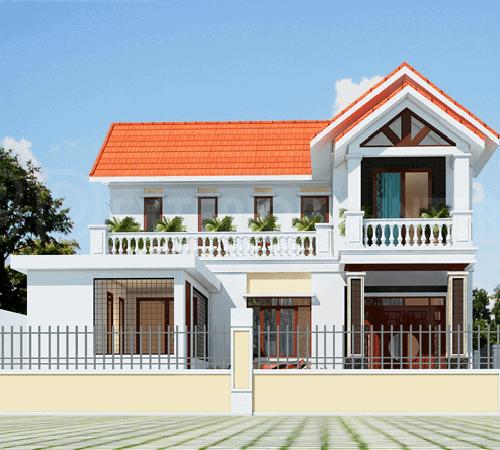 33 mẫu thiết kế nhà hiện đại đẹp ấn tượng nhất 30