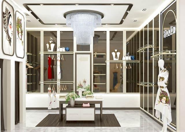 33 mẫu thiết kế cửa hàng đẹp ấn tượng nhất 12