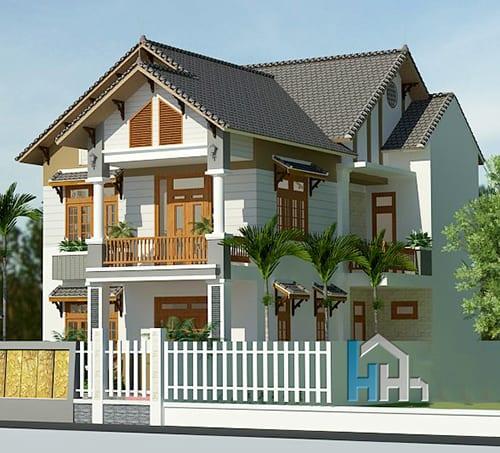 33 mẫu thiết kế nhà hiện đại đẹp ấn tượng nhất 31